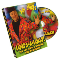 Loads-A-Lolly by Lol James & RSVP - DVD