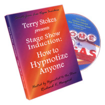 Induction And How To Hypnotize Anyone by Terry Stokes - DVD