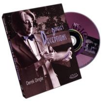 Dingle's Deceptions by Derek Dingle - DVD