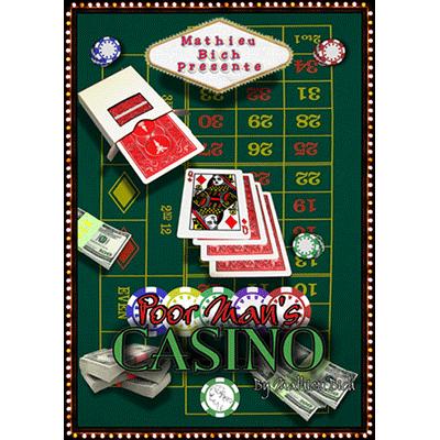 * Poor Man's Casino by Mathieu Bich