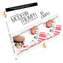 System 6 - Modern Triumph (DVD+Gimmick) by Michael Six Muldoon