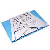 Folding Table - Aluminium (3 Colors)