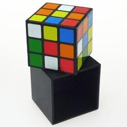 Triple Cube Trick