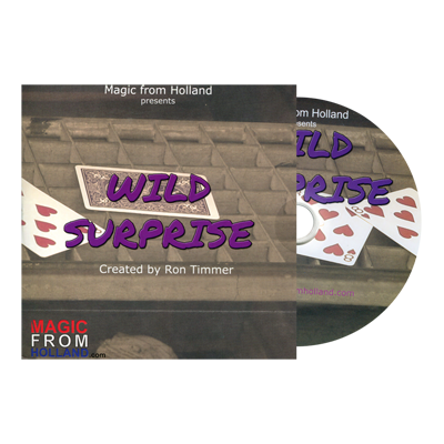 * Wild Surprise by Ron Timmer