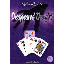 * Disappeared Thought by Mathieu Bich