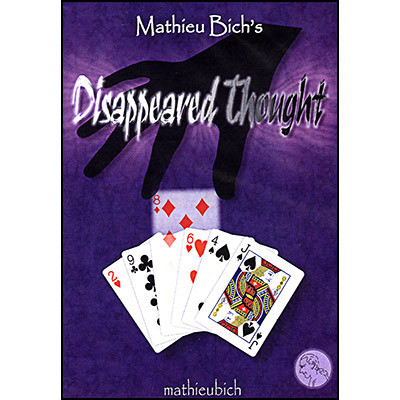 Disappeared Thought by Mathieu Bich