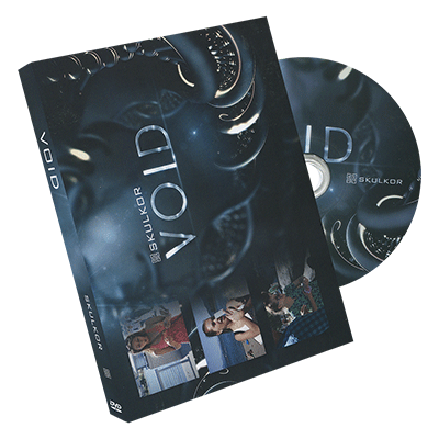Void Blue (DVD and Gimmick) by Skulkor