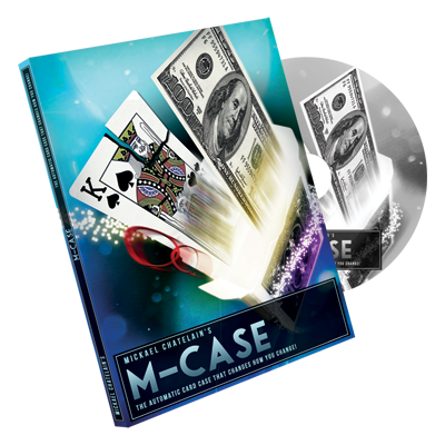 M-Case (DVD and Gimmick) by Mickael Chatelain