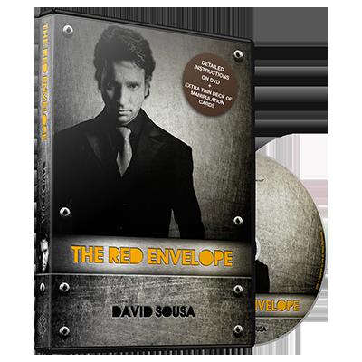 The Red Envelope by David Sousa and Luis De Matos