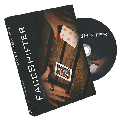 FaceShifter (DVD and Gimmick) by Skulkor