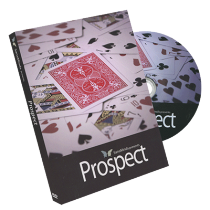 Prospect (DVD and Gimmicks) by SansMinds