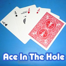 Ace In The Hole (DVD and Bicycle Card)