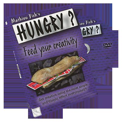 Hungry? by Mathieu Bich - DVD