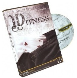 Witness by Lee Asher - DVD