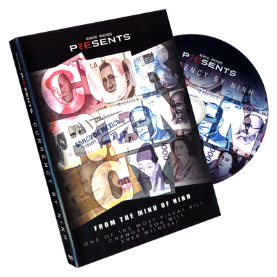 Currency by Ninh & Eric Ross - DVD