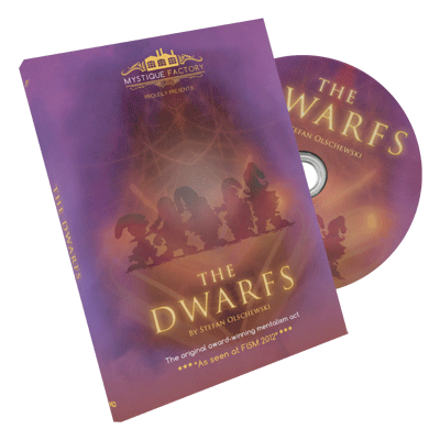 The Dwarfs by Stefan Olschewski - DVD