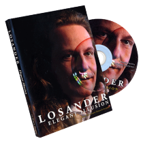 Losander: Elegant Illusion by Losander and The Miracle Factory - DVD