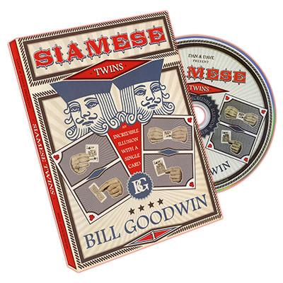 Siamese Twins by Bill Goodwin and Dan & Dave Buck - DVD