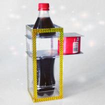 Zig Zag Coca Cola Bottle 3.0