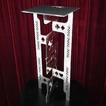 Magician Table - Folding (Aluminum)