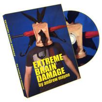 Extreme Brain Damage by Andrew Mayne - DVD