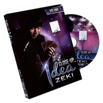 Close-Up Idea by Zeki - Volumes 1&2 (DVD)