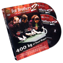 Fat Brothers 2.0 by Miguel Angel Gea, Christian Engblom, and Danny DaOrtiz - DVD
