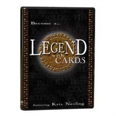 Legend with Cards by Kris Nevling - DVD