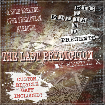 The Last Prediction (DVD and Gimmick) by Kneill X and Big Blind Media