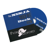 Ninja Tossed Out Deck by Patrick Redford - DVD