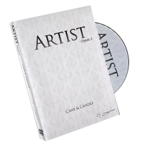 Artist Classic Vol 2 Cane & Candle (DVD and Booklet) by Lukas - DVD