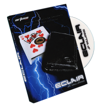 Eclair (Gimmick and DVD) by Jean-Pierre Vallarino
