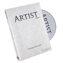 Artist Classic Vol 1 Thimble & Wand (DVD and Booklet) by Lukas - DVD
