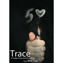 Trace (Props and DVD) by Will Tsai and SansMinds