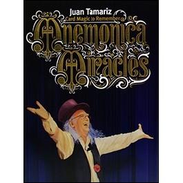 Mnemonica Miracles (5 DVD Box Set) by Juan Tamariz - DVD
