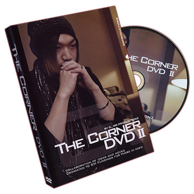 The Corner DVD Vol.2 by G and SansMinds - DVD