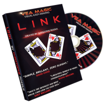 Link - The Linking Card Project (DVD & Gimmicks) by Christoph Rossius