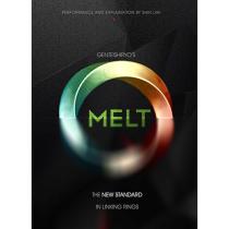 Melt (DVD and Gimmicks) by Genteishiryo