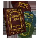 Modern Magic (3 DVD Set) by Will Houstoun and RSVP Magic