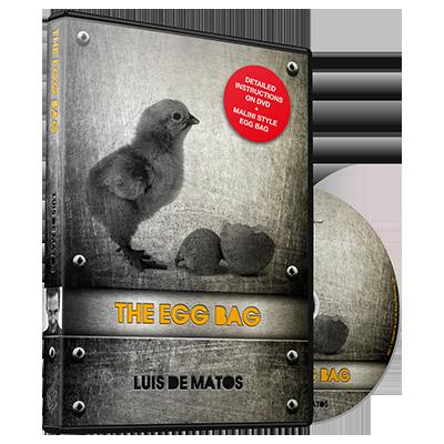 The Egg Bag (DVD and Gimmick) by Luis de Matos
