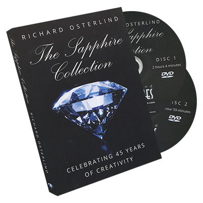 The Sapphire Collection by Richard Osterlind - DVD