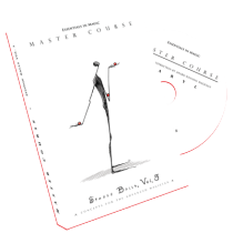 Master Course Sponge Balls Vol. 3 by Daryl - DVD