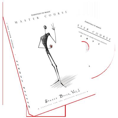 Master Course Sponge Balls Vol. 1 by Daryl - DVD