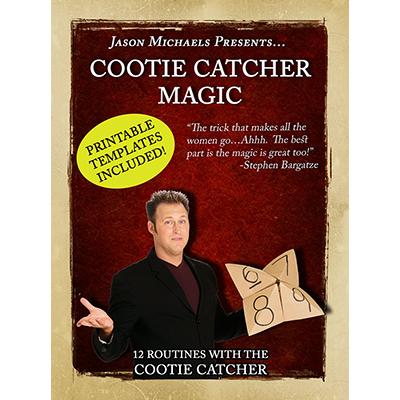 Cootie Catcher by Jason Michaels - DVD
