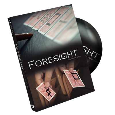 * Foresight (DVD and Gimmick) by Oliver Smith and SansMinds