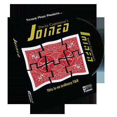 Joined by Dario Capuozzo and Titanas Magic - DVD