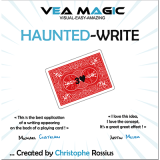 Haunted Write by Christophe Rossius - Trick