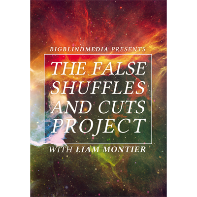 The False Shuffles and Cuts Project by Liam Montie - DVD