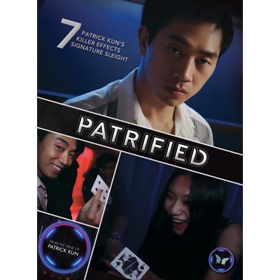 Patrified (DVD and Gimmick) by Patrick Kun and SansMinds