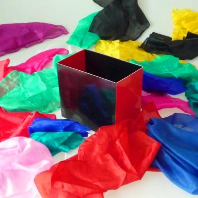 Silk Fountain Box 2